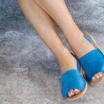 PEEP TOES EL20SAN100838A BLUE NABUK_3